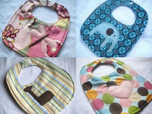 Oriland brand high quality kinds of styles washable baby bib
