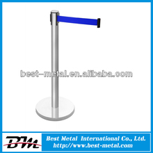Subway Queuing Stanchion