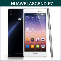 Ascend P7 Dual SIM HiSilicon Kirin 910 Quad Core 5 Inch Android 4.4 LTE 4G Huawei Mobile Phone