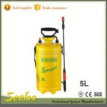 manufacturer of air pressure 5L-10L car wash foam sprayer with lowest price