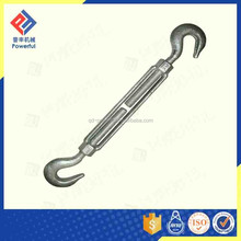 U.S. TYPE DROP FORGED HOOK&HOOK TURNBUCKLE