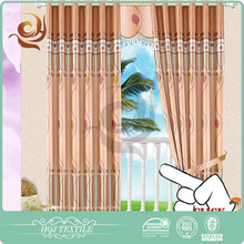 2015 New design Small MOQ Customized curtain and drapery