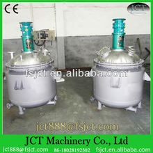Machine for producing adhesive glue for abs plastic