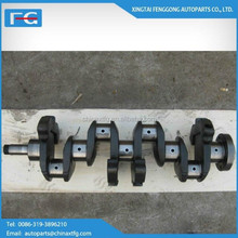 small auto engine supplier car crankshaft