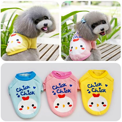 Pet Fashion Chicken Print Hoodies Dog Apparel Pet Products Online Shopping For Wholesale Clothing