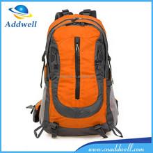 Outdoor waterproof hiking backpack travel