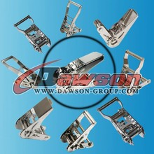 Dawson Buckle Factory Quick Release Ratchet Buckle
