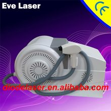 fast smooth hair removal 808nm diode laser handy machine/permanent epilation laser