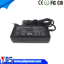 Factory direct 60w charging adapter with 19v 3.16a ac/dc adapter connecter