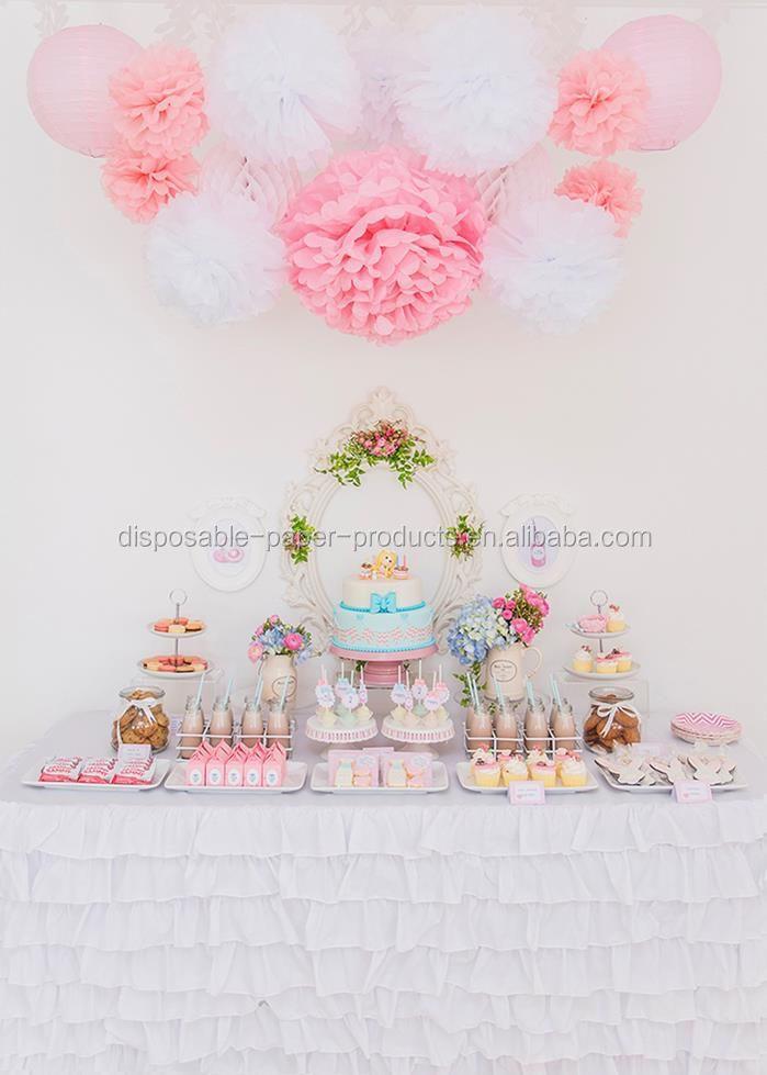 Pastel Tea Party Decor Ideas Planning Styling Dessert Table Honeycomb