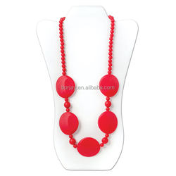 Silicone teething product Silicone Teething necklace