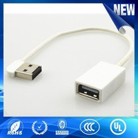 china factory wholesale unique design usb female cable extension computer accessory