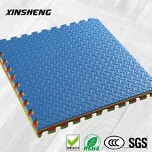 Hard and high density interlocking foam mats,outdoor Gym mat