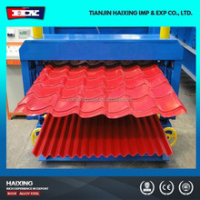 Metal Glazing Roofing Panel Roller Former Making Machinery