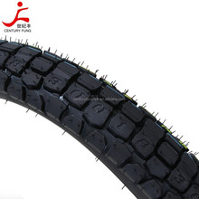 motorcycle tyre 3.00-18 cross-country tread pattern