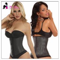 2015 Hot Underwear Shaper Wholesale Rubber Waist Training Corsets And Trainer Latex Waist Cincher