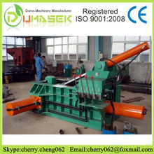 aluminum bale making machine / hydraulic scrap press machine /automatic scrap metal baler