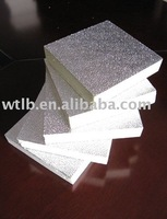 XPS polystyrene foam insulation board/fire resistant air duct board