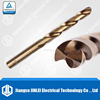 Precision Mini Micro HSS Cobalt Drill Bit Manufacturer for Stainless Steel