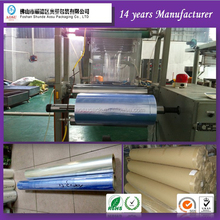 Contact us for the real factory of PVC Shrink film to print design on
