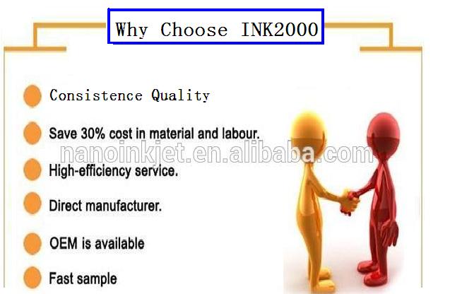 why choose Ink2000