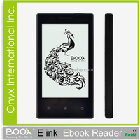 2014 new products on market e-ink screen wifi bluetooth Android smart phone