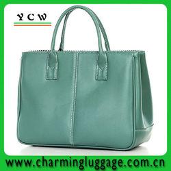 lady washed pu handbag