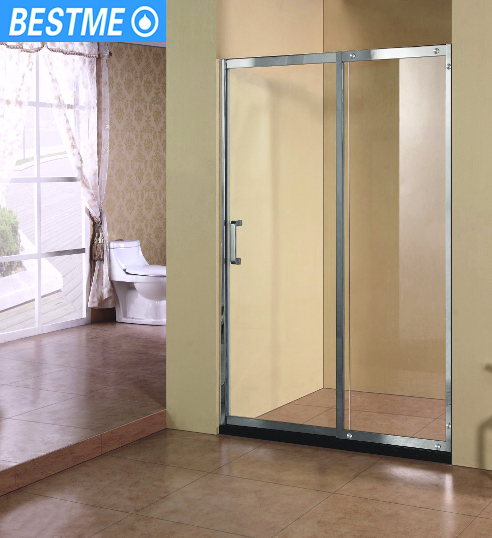 India Sliding Door Simple Shower Screen Shower Two Door Bl F3015 Buy 2doors Sliding Shower