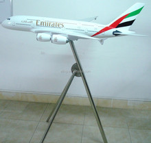 Resin plane model Airbus a380 plane models