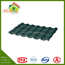 style selections tile synthetic resin roofing