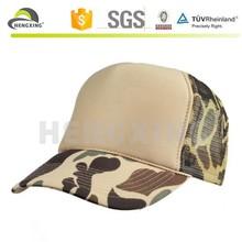 Custom Trucker Cap Camo Trucker Hat For Sale