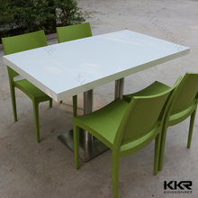 Factory price stone top dining table base