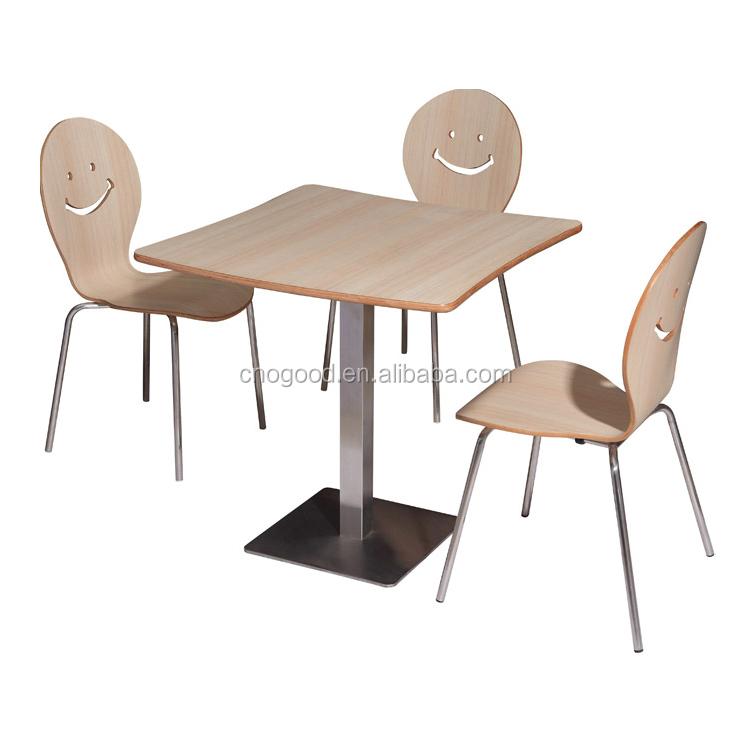 저렴한 레스토랑 테이블 의자/ 패스트 푸드 레스토랑 장비-식당 ...