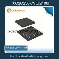 (electronic ICs chips)XC2C256-7VQG100I XC2C256,2C256-7VQG10,XC2C256-7VQG100,2C256-7VQG100,XC2C256-7VQG10,2C256-7VQG100I