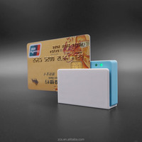 Wireless Bluetooth Smart card reader , Emv card reader , ic chip card + magswiper magnetic card reader with Android & IOS SDK