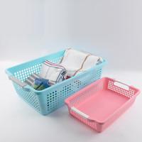 plastic storage basket MSD020