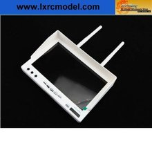 Boscam white LCD5802 5.8GHz LCD Diversity Receiver 32CH Monitor for FPV