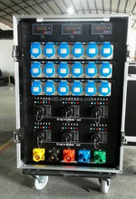 electrical supply power distro box