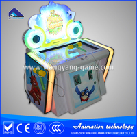 Farm Mania knock game machine hitting game machine video whac a mole kids hummer game machines for sale