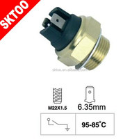 VW PEUGEOT Temperature Switch, radiator fan (Cooling System) ,Thermo switch1264.20 823959481F