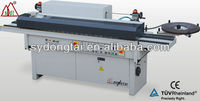 MFK80x3A automatic edge banding machine with grooving function