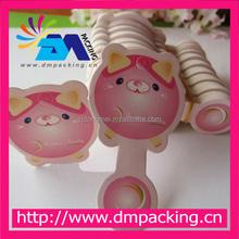 YIWU DM brand high quality Paper Folded Jewelry Card