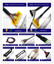 custom high quality wire looms electronic terminal ends cable parts