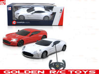 Special design 1:18 4 channel japanese rc cars with light champion model