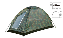 HOT SALE! Top Quality Foldable Single Person Tent for Outdoor Camping