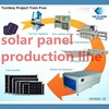 KEYLAND PV Module Assembly Line Solar Panel Manufacturing Machines in India /Egypt/Pakistan