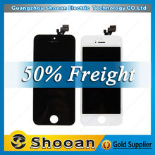 original lcd glass for iphone 5 replacement lcd screen with digitizer