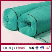 Improved Quality Easy Removal Sun Shade Net With Knitted Eyelets