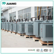 10kv 11kv 3 phase oil electrical high voltage transformer 500kva 500kw