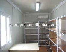 Casas de contenedores para el almacenamiento